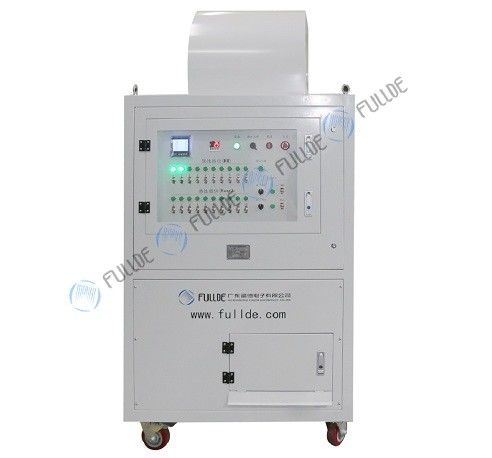 PLC Remote Control Capacitive Load Bank / Resistive Load Box For Outdoor Use
